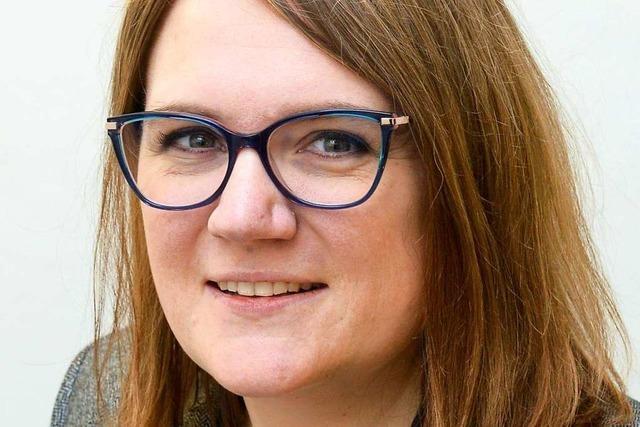 Viviane Sigg wird in den Landesvorstand der SPD gewählt