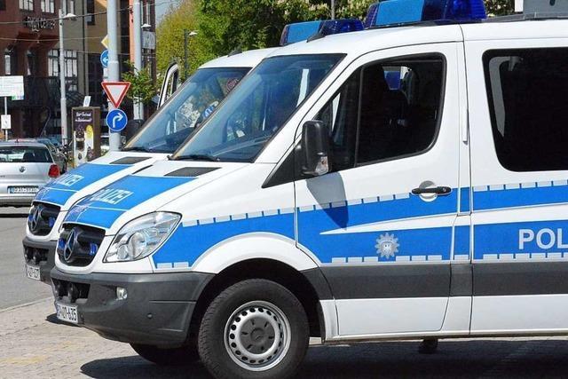 Mann soll Mädchen in S-Bahn zwischen Basel und Lörrach beleidigt haben
