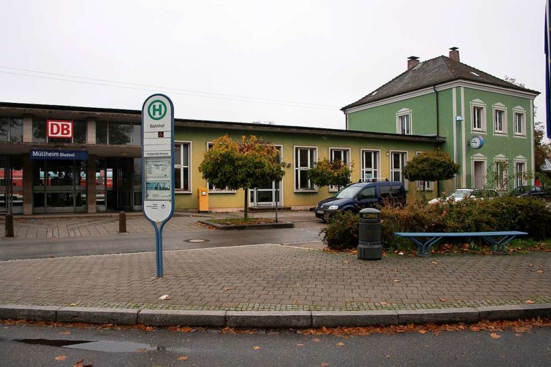 Der Bahnhof heute  | Foto: Volker Münch