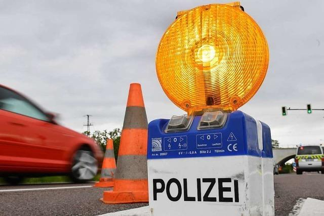 Zahlreiche Verstöße an Kleintransportern entdeckt