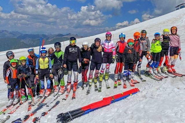 Skitalente aus dem Südschwarzwald stehen vor ungewissem Winter