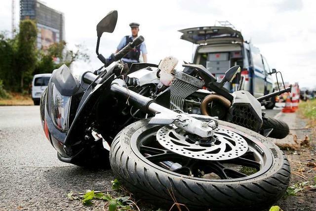 Zahl der Motorradunfälle in Südbaden sinkt – außer im Kreis Lörrach und im Breisgau