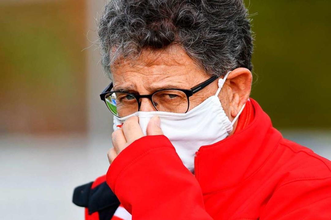 Gesundheitsschutz hat Vorrang: BSC-Vor...vorgezogene und sofortige Winterpause.  | Foto: Claus G. Stoll