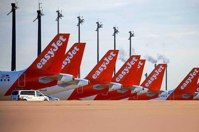 Easyjet will im Winter bis zu 40 Ziele vom Euroairport aus anfliegen