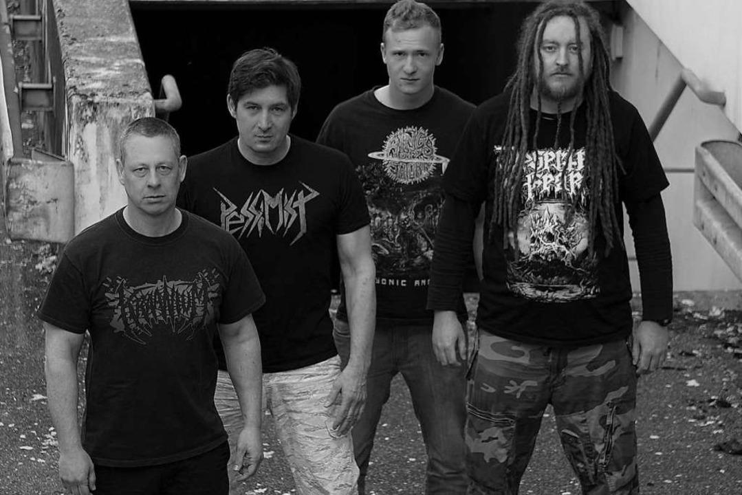 Convictors heute: Fabian Frey, Lars Sc...ck Loritz und Samuel Maier (von links)  | Foto: Stefan Dauer