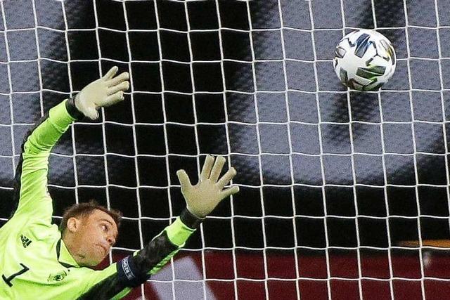 Klatsche in der Nations League: Spanien schlägt Deutschland 6:0