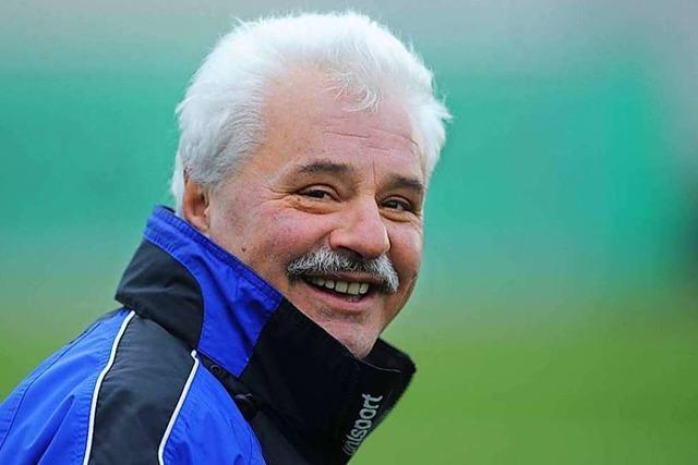 Wie geht es eigentlich Fußballtrainer Gerd Gutwein aus Efringen-Kirchen?