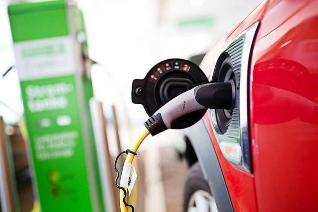 Käufer von E-Autos können Zuschuss von bis zu 9000 Euro bekommen