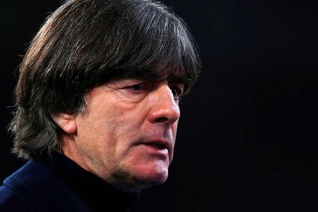 Bundestrainer Löw steckt in einem Dilemma, das kaum aufzulösen ist
