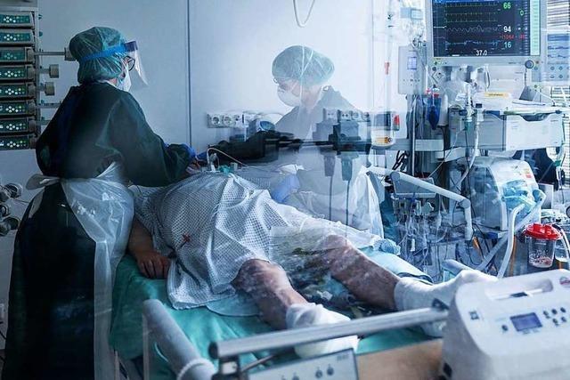 Corona-Pandemie: Schweiz stockt bei den Intensivbetten auf