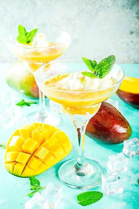 Mango Margaritas.  | Foto: ricka_kinamoto (Adobe Stock)