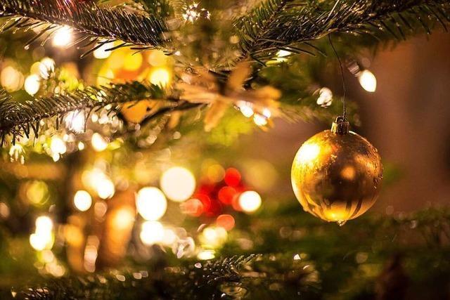 In Polen darf der Weihnachtsbaum bis zum 2. Februar stehen