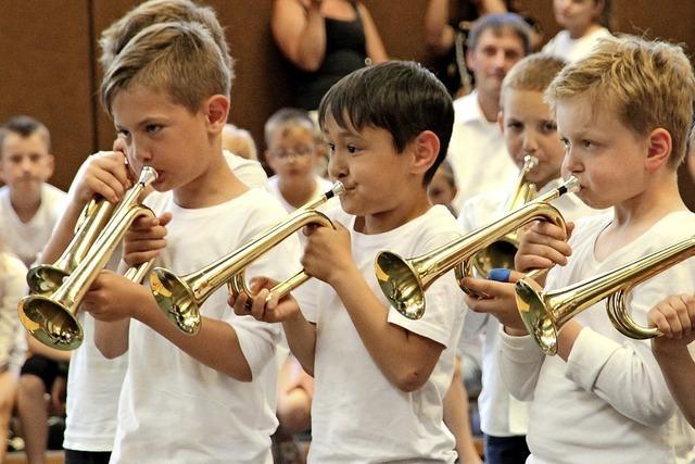 Musikalisches Bildungsprojekt Da Capo geht weiter
