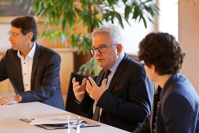 In Ettenheim wird wieder ein Notariat eingerichtet