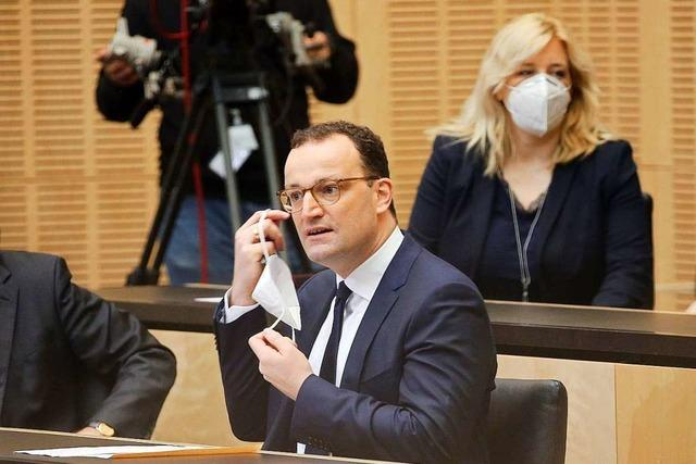 Infektionsschutzgesetz passiert Bundestag und Bundesrat