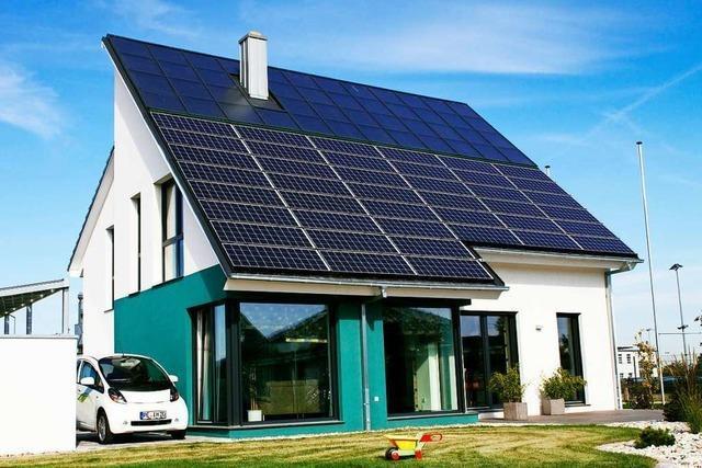 Solaranlage bis Ende Januar anmelden