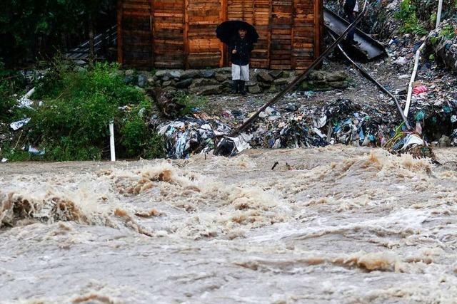 Zwei Tote in Wiwilí nach Hurrikan Iota