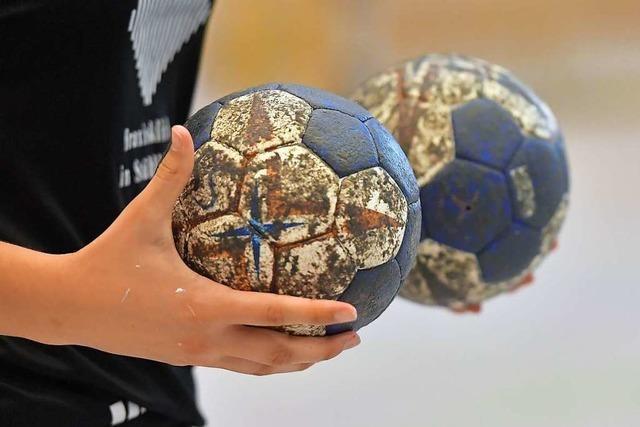 Südbadischer Handballverband hält an Plan für Re-Start fest