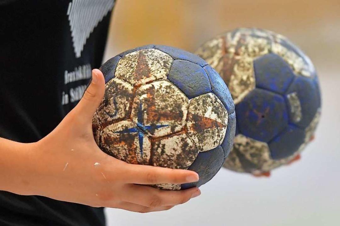 Ab wann dürfen die Handballer wieder g...nd hofft auf den Re-Start im Dezember.    Foto: Achim Keller