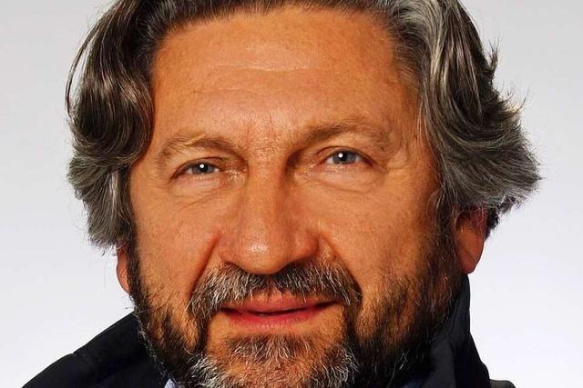Kandidat Roland Matzker: