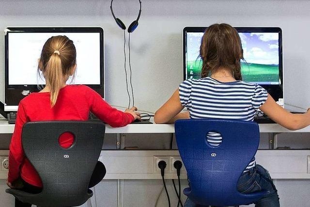 Internetverbindung im Weiler Schulzentrum reicht nicht für Unterricht