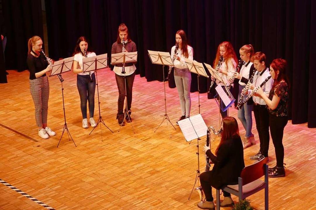 1456 Schüler betreut die Musikschule B...ie Unterrichtsentgelt von 605000 Euro.  | Foto: Hrvoje Miloslavic