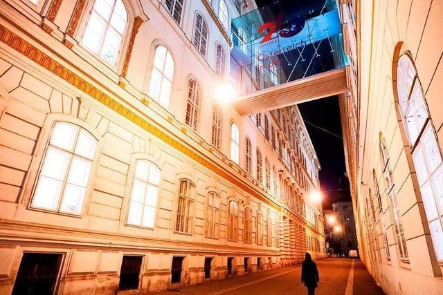 Fotos: Österreich ist erneut in einen Lockdown gegangen