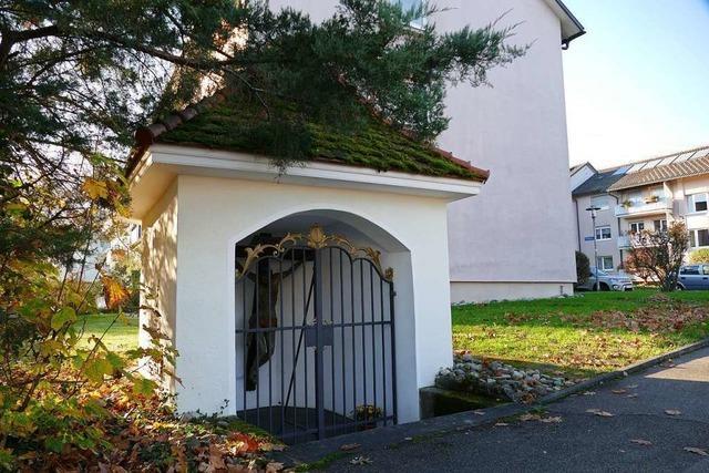 Eine kleine Kapelle als Geschenk für die Stadt sorgt für Wirbel