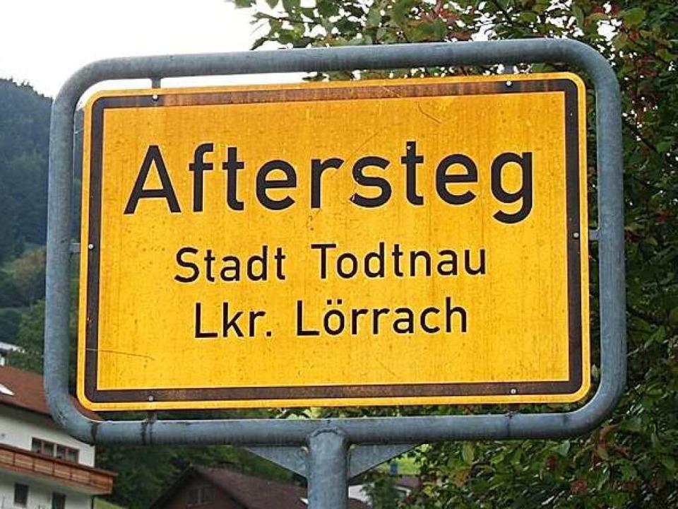 Der Ortsname  wird erstmals erwähnt in...rs St. Blasien um das 14. Jahrhundert.  | Foto: Luisa Denz