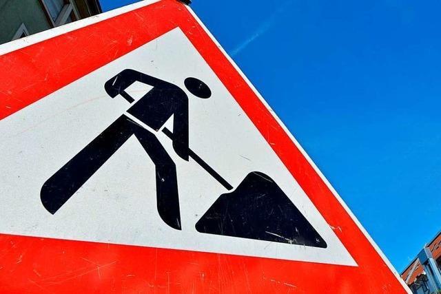 Südbadische Bauwirtschaft verzeichnet weniger Aufträge