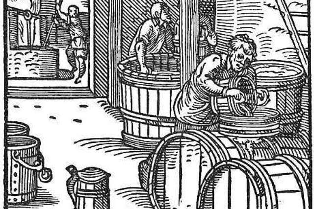Die Geschichte des Biers beginnt in Mesopotamien