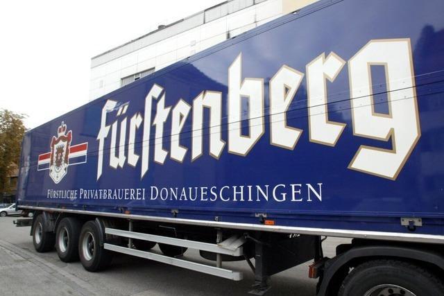 Die Fürstenberg-Brauerei: Vom