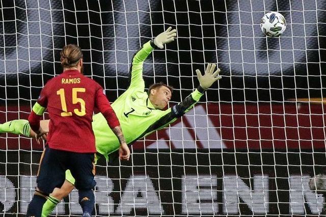 Wieso können deutsche Fußballer 0:6 verlieren?