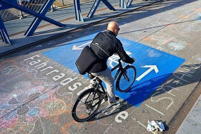 Freiburg bekommt noch dieses Jahr acht neue Fahrradstraßen