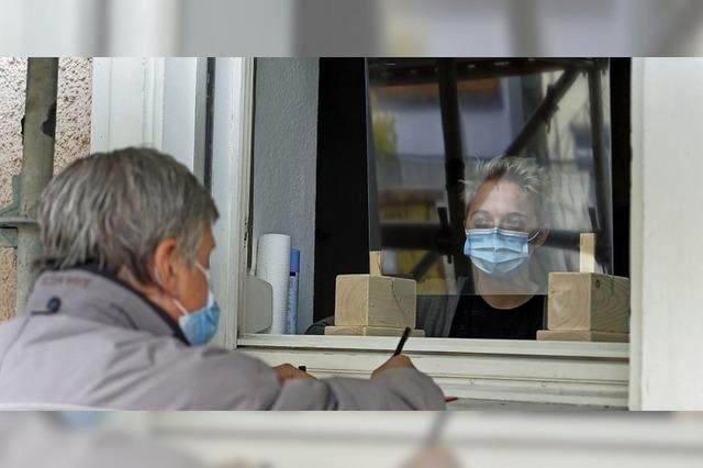 Wegen der Pandemie haben Wohnungslose in Waldshut keinen Platz zum Aufwärmen