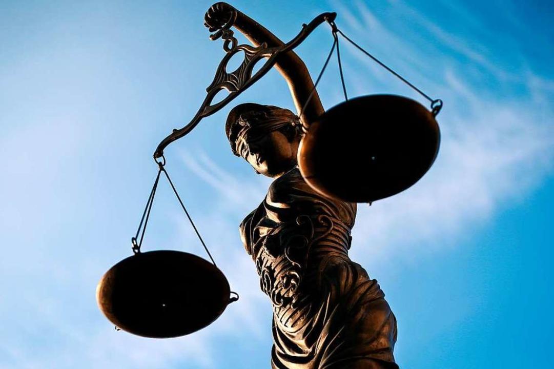 Das Landgericht verurteilte einen Sexu...fe und zur Zahlung von Schmerzensgeld.  | Foto: David-Wolfgang Ebener