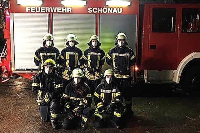 Der lange Weg zum Feuerwehrmann