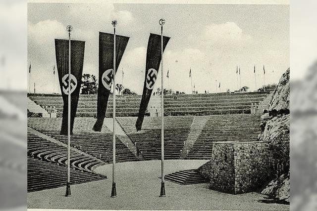Freilichtbühnen der Nazis