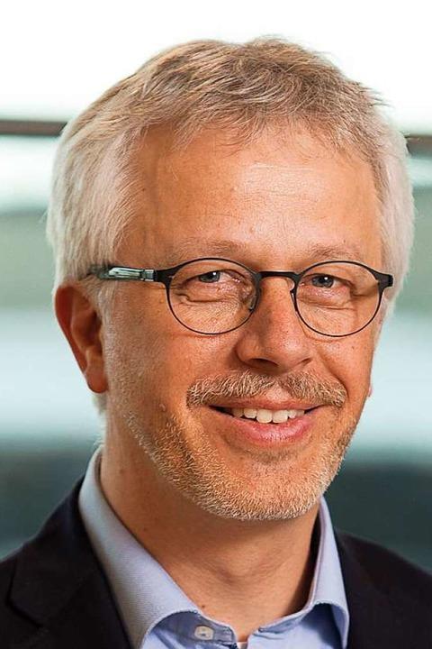 Matthias Müller, Vorsitzender des Südw...enoptiker- und Optometristen-Verbandes  | Foto: Peter Magner