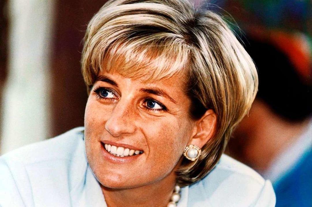 Lady Diana auf einem Archivbild von 1997  | Foto: A0200 epa PA Stillwell