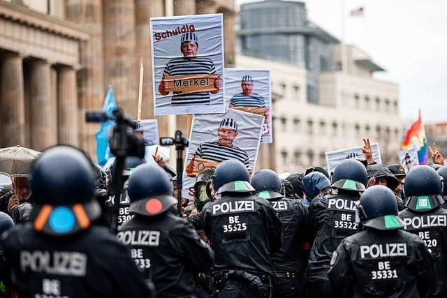 AfD-Fraktionschef Gauland weist Verantwortung für Störer im Bundestag zurück
