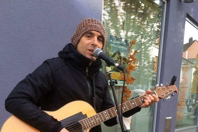 Straßenmusiker leiden unter der Corona-Krise