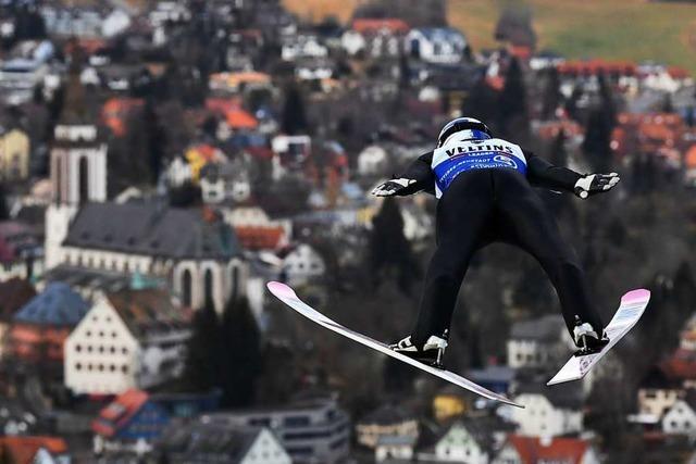 Die weltbesten Skispringer starten am Wochenende in die neue Saison