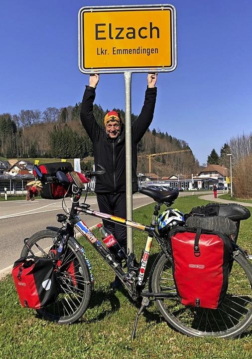 Start und Ziel: Elzach.  | Foto: Privat