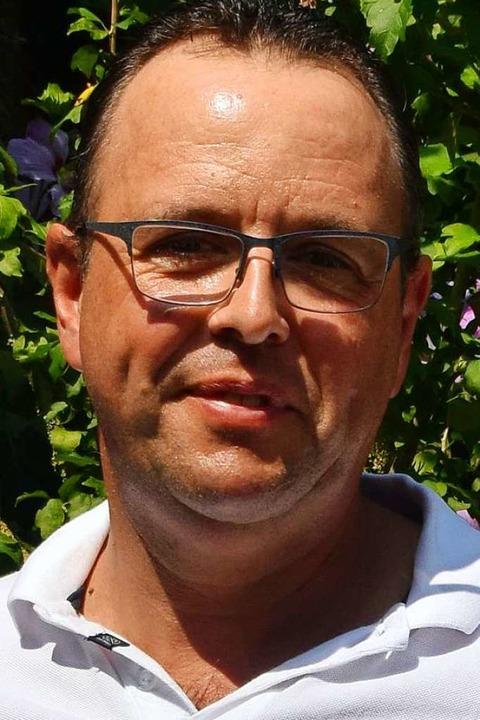 Eichens Ortsvorsteher Rudolf Wasmer    Foto: Stefan Ammann
