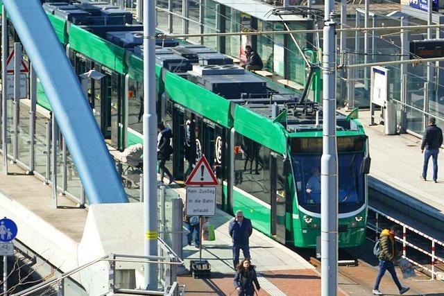 Weil am Rhein erhofft sich Zuschüsse für die Tramverlängerung
