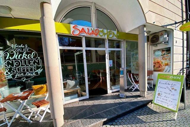 Neueröffnung: Das Salädchen in der Rempartstraße hat neue Betreiber