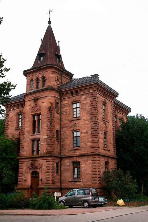 Statt Zellen Büroräume: Bis in die 70e... Straftäter hinter Schloss und Riegel.  | Foto: Marlies Jung-Knoblich
