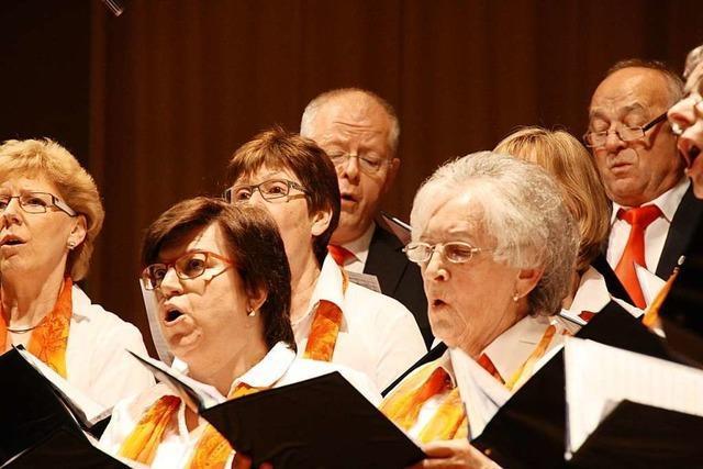 Die Chorgemeinschaft Eintracht hielt ihre Generalversammlung am Telefon ab