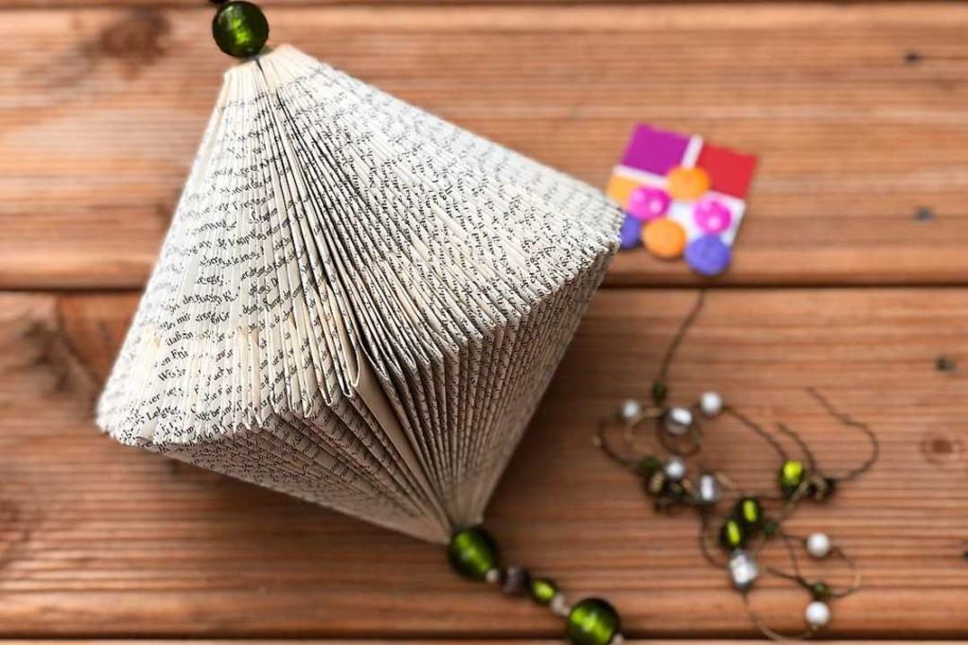 Bezaubernd: ein Buchdiamant  | Foto: Tina Engelhard (drehpunkt GmbH)